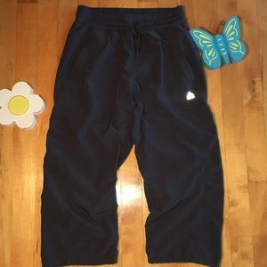 RBX Capri Pants Drawstring Waistband and Legs